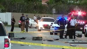 Teen ager car crash lawyer florida