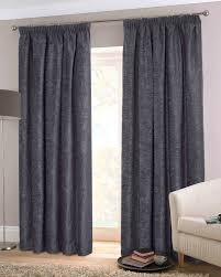 lined pencil pleat curtains expand