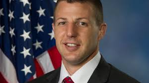 Oklahoma congressman Markwayne Mullin ...