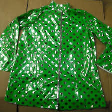Wolff Fording Size Chart Details About Nwt Dance Costume Lime W Silver Dots Raincoat Adult Sizes Wolff Fording
