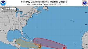 TROPICAL TROUBLE: Depression Forming, Florida Remains In Extended Path |  News Break