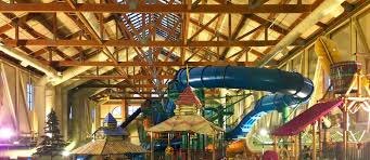 we completed erecting the roof over the indoor water park at the great wolf resort in fitchburg ma in september 2016
