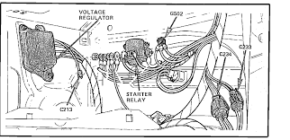 similiar ford solenoid diagram keywords solenoid wiring diagram 86 ford f 150 as well as 1989 ford f 250 dual