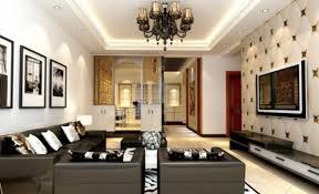 living room decoration simple simple false ceiling design for