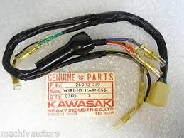 kawasaki nos new 26002 039 rear wiring harness h1 kh mach iii image is loading kawasaki nos new 26002 039 rear wiring harness