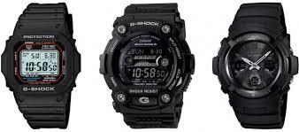 best casio g shock watches for 2017 solar g shock watches