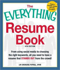 The 2015 Resume Book is Here