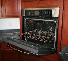 open oven in kitchen. fridge tips apply: some of the above apply to your oven as well. making sure door is well sealed when shut a great way not waste open in kitchen d