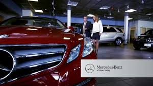 valley motors mercedes hunt valley maryland tv spot