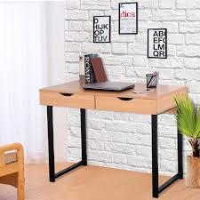 modern wood office furniture. Modern Wood Metal Frame Computer Desk Office Furniture