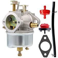 Amazon.com : 632334A Carburetor for Tecumseh 632370A 632110 632111 ...