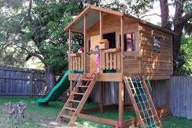 Cubby house designs australia