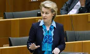 Von der Leyen warns state aid 'unlevelling the playing field' in Europe |  European commission