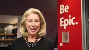 Peggy Gibbs, co-founder of Camp BizSmart... - Merton EdX Inspiring Youth