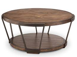 yukon round cocktail table by magnussen