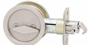 full size of door bathroom door lock wonderful round pocket door lock full image