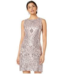 Vince Camuto Dress Size Chart Vince Camuto Womens Bateau Sequin Shift Dress At Amazon