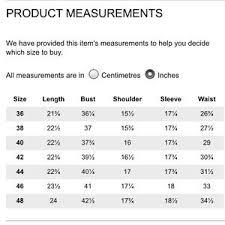 Prada Clothing Size Chart Prada Mink Hood Parka Jacket Size 42