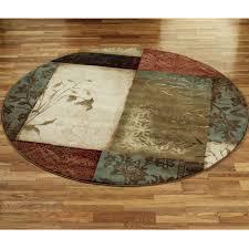 decoration round entrance rug 8 ft foot