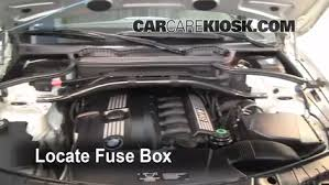 replace a fuse 2004 2010 bmw x3 2008 bmw x3 3 0si 3 0l 6 cyl