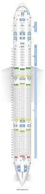 Seatguru Seat Map Jet Airways Seatguru