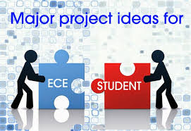 Major Project Ideas For Electronics & Communication Engineering ...