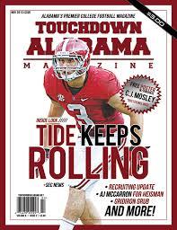 Touchdown Alabama Magazine Nov 2013 Pdf Document