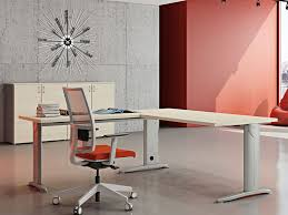compact office. lshaped melaminefaced chipboard workstation desk compact office compact collection by arcadia