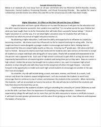 campus life essay toreto co changing experience exampl nuvolexa  10 scholarship essay examples pdf format life experience exa life experience essay example essay