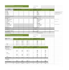 33 Free Film Budget Templates Excel Word Template Lab