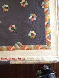 70's inspired quilt by Judy at Furball Farm Quilting. She used Fil ... & Flower-bombed6 · Quilting Adamdwight.com