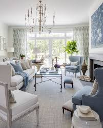 Traditional Home Living Room Decorating Kate Singers Living Room At The Hamptons Showhouse Style Bacon