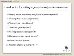 persuasive essay topics persuasive essay org essay help 30 great essay topics for writing