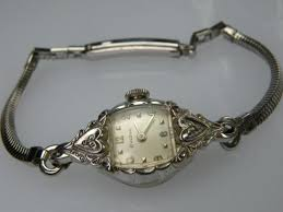Womens acutron vintage watch