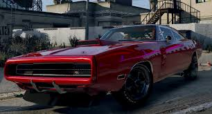 1970 Dodge Charger R/T [Tuning] - GTA5-Mods.com