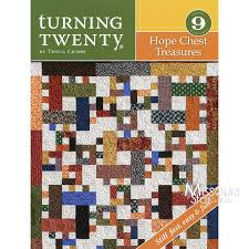 Turning Twenty Hope Chest Treasures Pattern Book - Tricia Cribbs ... & Turning Twenty Hope Chest Treasures Pattern Book Adamdwight.com