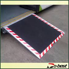 used wheel chair ramps. Wheelchair Ramp Used For Low Floor City Buses Wheel Chair Ramps