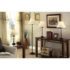 better homes and gardens lamps. Better Homes And Gardens Lamps Set Of 4 Black Textiles Fast New Linens B