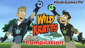 wild kratts pilation pbs kids games game cartoon for kids kidsgamestv