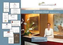 Download Connection Alumni News 44 - César Ritz Colleges