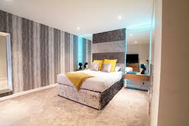 lighting behind mirror. If The Mirror Is Not Mounted To Stand Proud Of Wall Behind, Then We Recommend Fitting Its LED Highlights Into Aluminium Extrusions (profiles). Lighting Behind I
