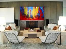 contemporary wall decorations for living room with metal wall art and other images gallery