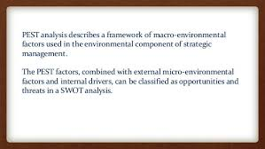 sample pest analysis swot analysis template ppt swot analysis  pest spelietsteeplesteepled pestelsleptlegal environmental sample pest analysis