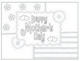 These free mother's day colour cards are beautiful and simple to colour in, although if you are more talented than me you can shade them too. Easy Printable Mothers Day Cards Ideas For Kids