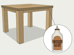 Peg Table Designs 3 Ways To Attach Table Legs Wikihow