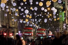 Christmas Lights For Street Lights Oxford Street Xmas Lights 2019 Oxfordstreetxmaslights2019