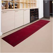 Cushioned Kitchen Floor Mats Kitchen Red Persian Rug Modern Indoor Cushion Kitchen Rug Red