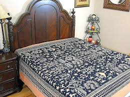 de cama ethnic indian print bedding style sets today all modern home designs bedspreads reversible cotton native american indian print bedding