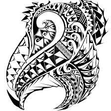Hawaiian Warrior Drawing At Getdrawingscom Free For Personal Use
