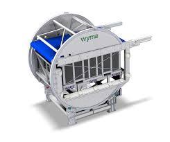 Bin Tipper Design Soft Tip Bin Tippers Wyma Solutions